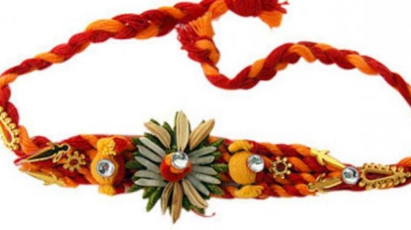 A few weeks ago, on the festival of Raksha Bandhan, Jitan refused to let his sisters tie rakhi on him.