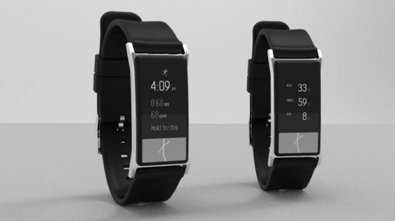 The tband will be available on sale from 13 May with a price tag of Rs 4,999.