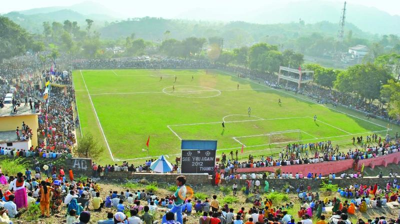 Hindustan Zinc Football Academy would provide all necessary facilities, complete football kits and accessories to the selected children.
