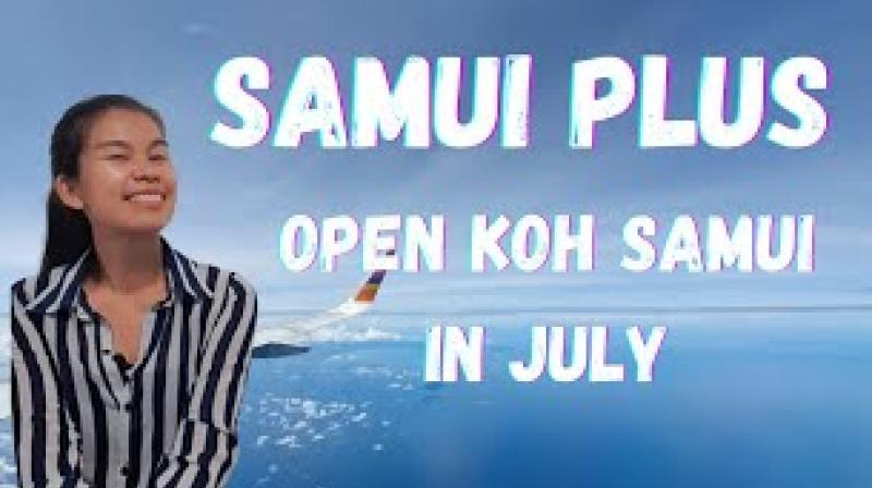 As with the Phuket Sandbox programme, the Samui Plus programme has targeted tourists from low and medium-risk Covid countries. - By Arrangement