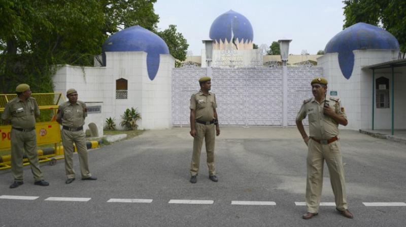 Pakistan High Commission in New Delhi. (Photo: AFP/Representational Image)
