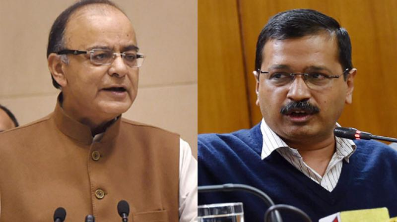 Jaitley filed criminal defamation case against Kejriwal and five AAP leaders in the Patiala House Court, while the civil defamation case was filed in the Delhi High Court. (Photo: PTI)