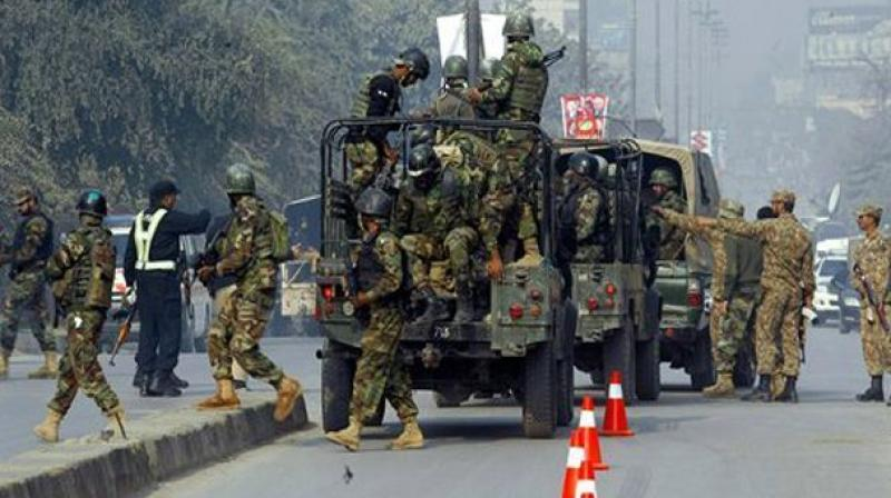 Pakistan Foreign Office (FO) said that the role of foreign intelligence agencies cannot be ruled out in the disappearance of the former army officer. (Photo: Representational Image/AFP)