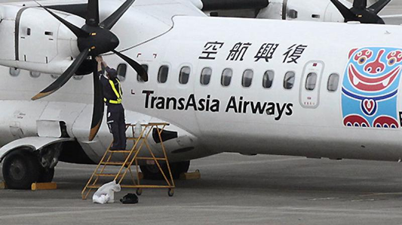 TransAsia currently operates a fleet of 16 passenger aircraft serving 27 international and domestic locations. (Photo: AP)