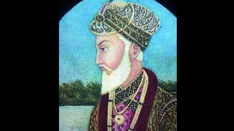 Aurangzeb's 88-year-long life falls into four parts.