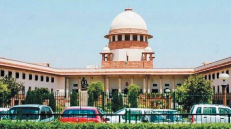 Supreme Court of India (Photo: File)