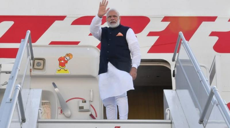 "Flights carrying national leaders are considered as ""state aircraft"" and are not subject to its provisions, the International Civil Aviation Organisation (ICAO) said, in response to India's complaint against Pakistan for its refusal to let the Prime Minister's plane go through its airspace to Saudi Arabia. (Photo: File)"