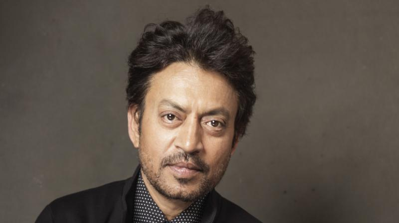 Bollywood actor Irrfan Khan, who died after a long battle with cancer in Mumbai on Wednesday.