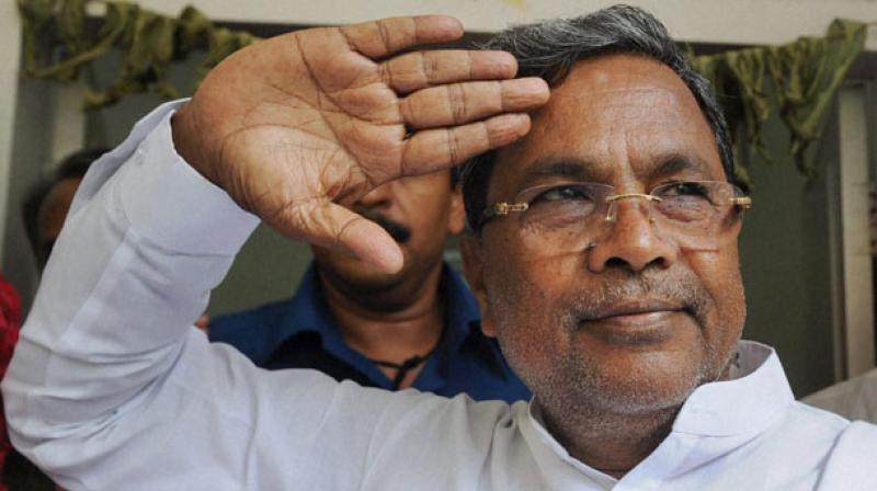 Karnataka Chief Minister Siddaramaiah (Photo: PTI/File)