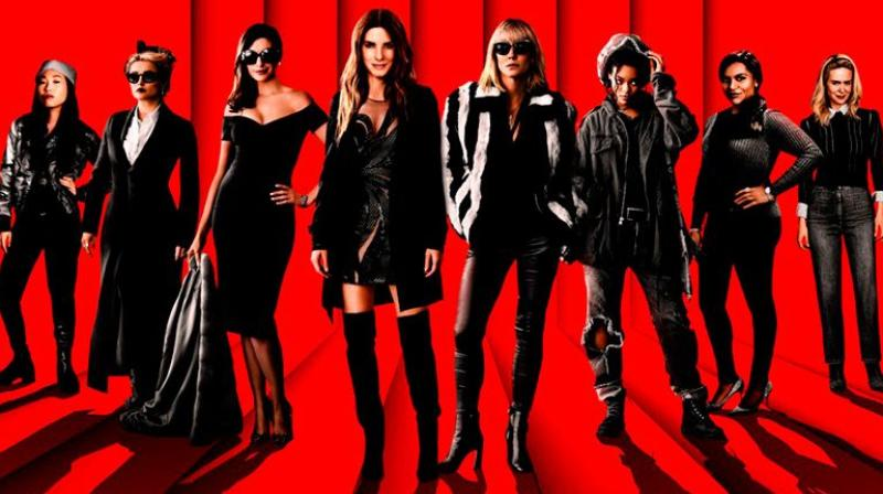 Still from the movie Ocean's 8