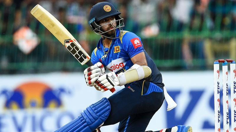 Sri Lanka produced a clinical performance to claim a 122-run win in the third and final ODI of the series. (Photo: AFP)