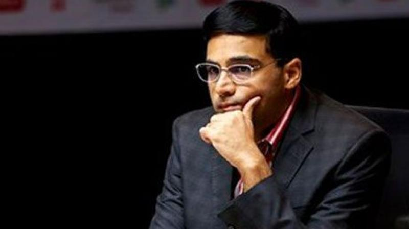 Viswanathan Anand, who turns 50 next month, missed the Grand Chess tour finale by a whisker. (Photo: File)