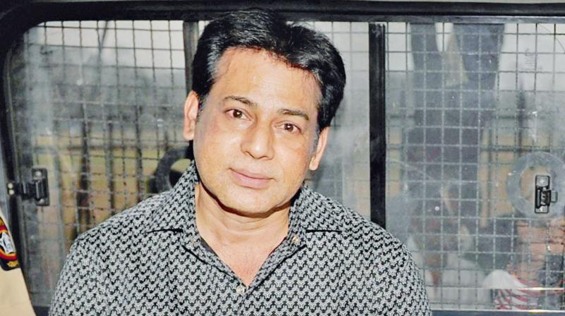 In the extortion case lodged in Delhi, it was alleged that Salem had demanded Rs 5 crore as protection money from businessman Ashok Gupta, a resident of Greater Kailash in south Delhi, in 2002. (Photo: File)