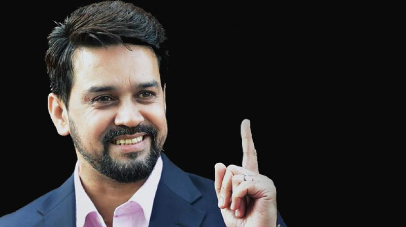 The value of total notes in circulation as at end of March 2019 stood at Rs 21,109 billion, Minister of State for Finance Anurag Thakur said in a written reply in the Lok Sabha on Monday. (Photo: File)