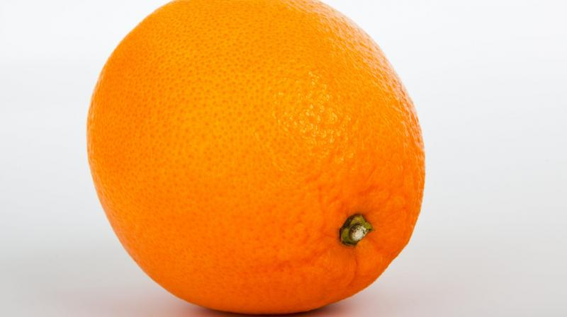 An 'orange twist' for airborne medicine. (Photo: Pexels)