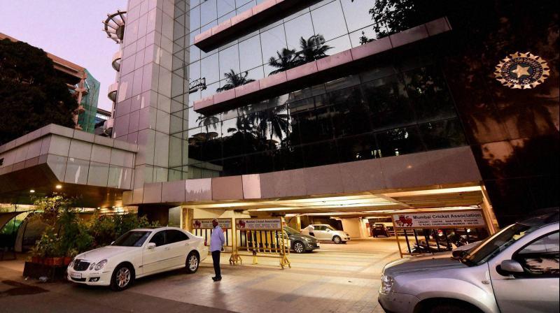 BCCI headquarters in Mumbai