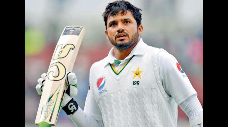 Pakistan Test captain Azhar Ali. DC File Photo