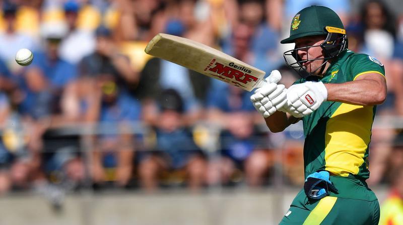 AB de Villiers. AFP Photo