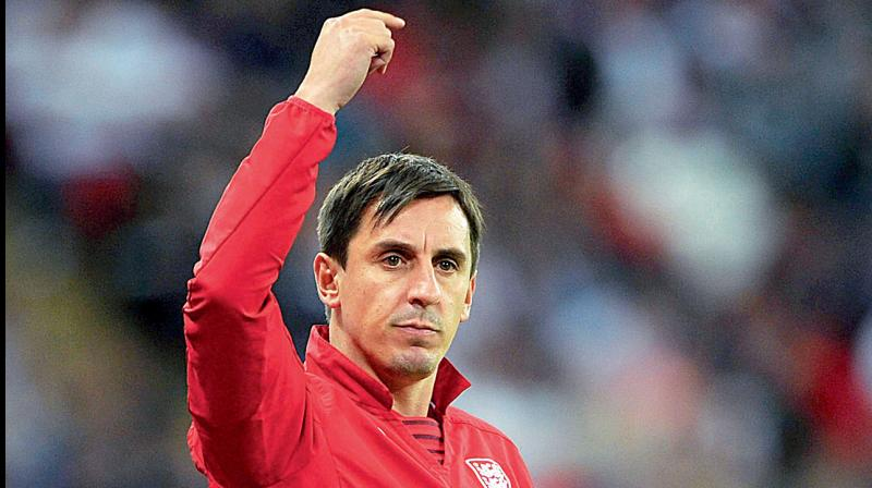 Former Manchester United captain and England assistant coach Gary Neville. DC File Photo