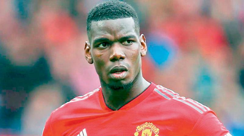 Paul Pogba. DC File Photo
