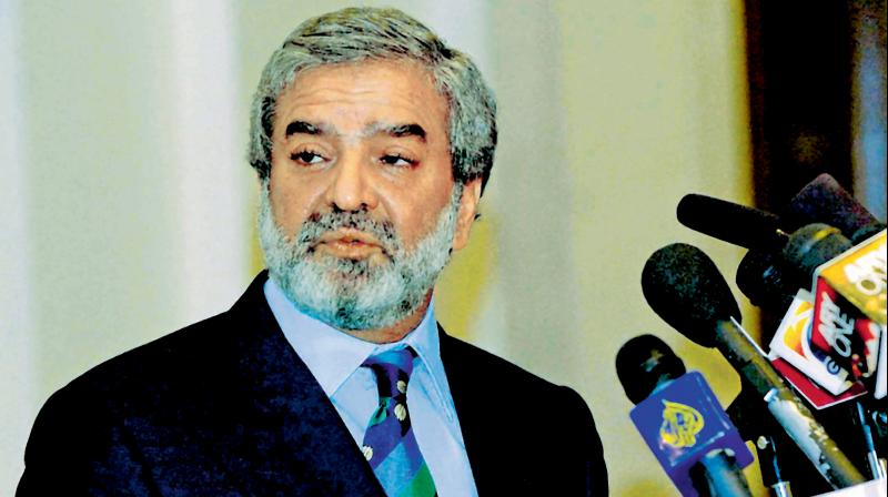 Ehsan Mani. DC File Photo