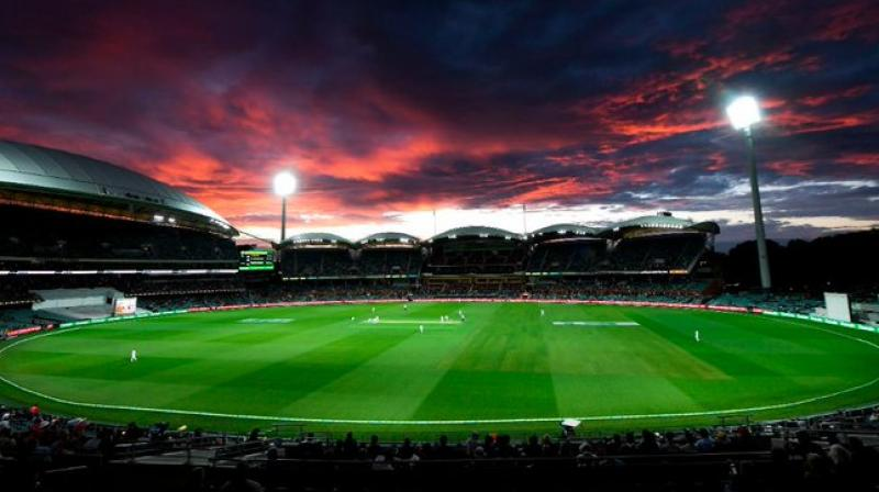 Adelaide Oval. Courtesy ICC