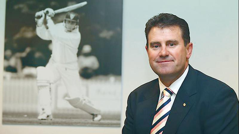 Former Australia cricket captain, Mark Taylor. DC File Photo