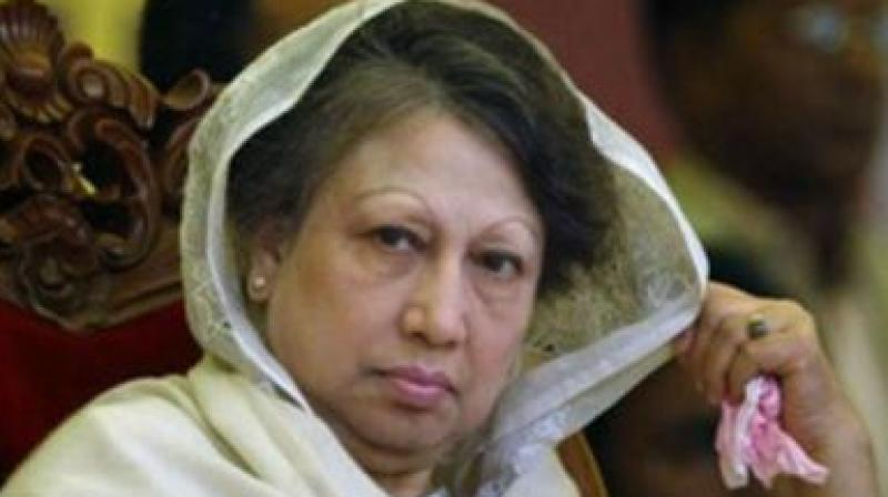 The verdict comes ahead of the election in December. Zia's Bangladesh Nationalist Party (BNP) had boycotted the 2014 election. (Photo: File)
