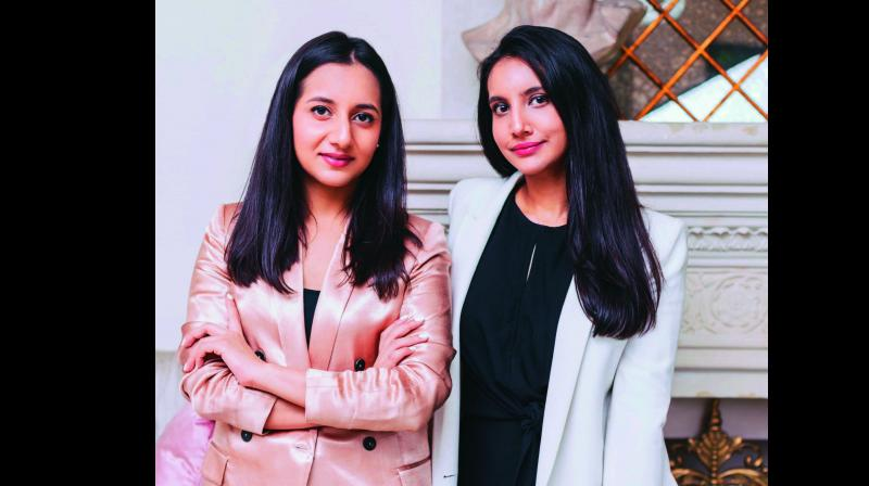 After completing their formal education, the Sethi sisters conceptualised the boutique-like Artisan Lab