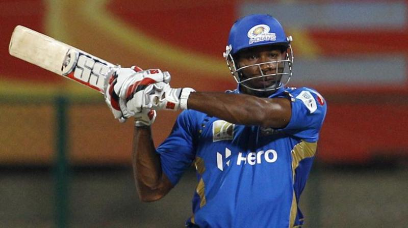 Criticised for his batting by Sanjay Manjrekar, Mumbai Indians' Kieron Pollard tweeted that the Indian cricketer suffers from