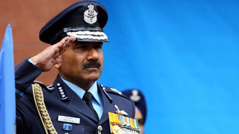 Air Chief Marshal Arup Raha (Photo: PTI)