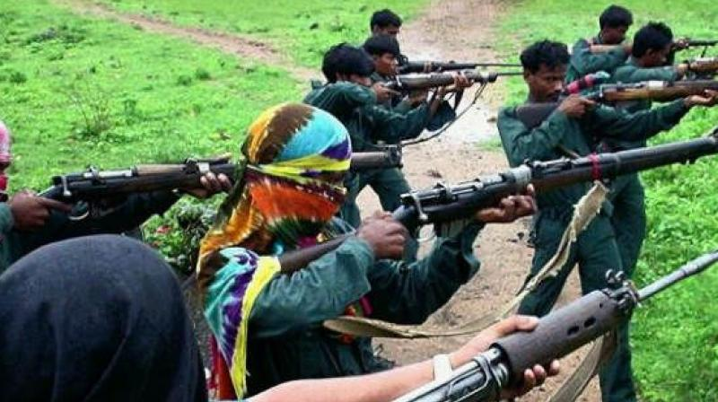 The naxalites took advantage of the darkness and fled from the scene leaving the woman naxal dead with some firearms. (Representational Image)