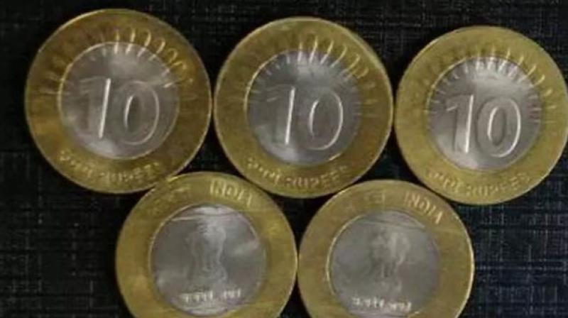Prime Minister Narendra Modi on March 7 had unveiled new series of coins of one rupee, two rupees, five rupees, ten rupees and twenty rupees, easily identifiable to the visually impaired. (Photo: Representational | PTI)