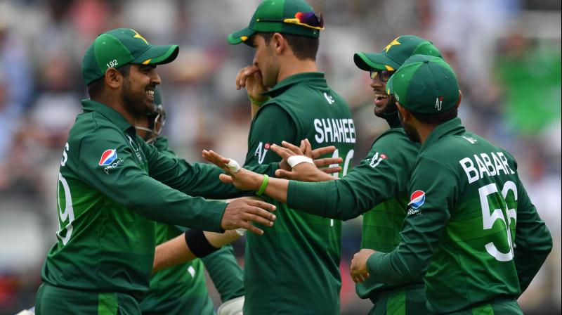 Pakistan even started their comeback by beating South Africa by excatly 48 runs in both tournaments. (Photo: AFP)