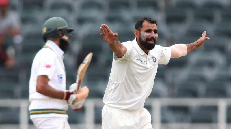 Mohammed Shami has also appeared 50 ODIs and seven Twenty20 Internationals, picking up 91 and eight wickets respectively. (Photo: BCCI)