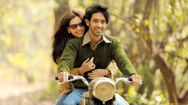A still from the film A Death in the Gunj