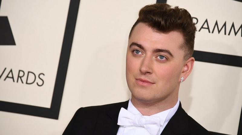 'I was 19 when I started writing the first album. I'd just moved to London from a village - I was literally the only gay in the village. I didn't know what I wanted to say,' Smith said. (Photo: AP)