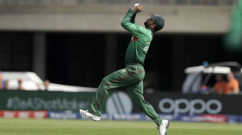 Bangladesh will now face Pakistan on July 5. (Photo: AP)