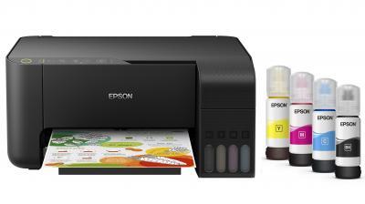 Epson EcoTank L3150 printer review: Low cost, stress-free printing