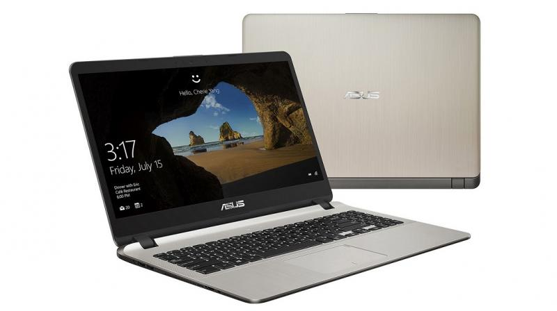 The Vivobook X507 carries a lightweight build of 1.68Kg and sports a narrow-bezel display.