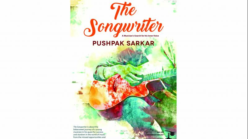 By Pushpak Sarkar, Publisher: Pirates India,  Pp.273, Rs 299.