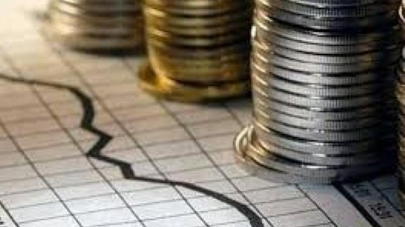Amidst slowing economic growth, the number of rating downgrades in the just concluded half-fiscal has risen and bulk of the downgrades were largely from the financial sector, rating agencies said. (Representational image)