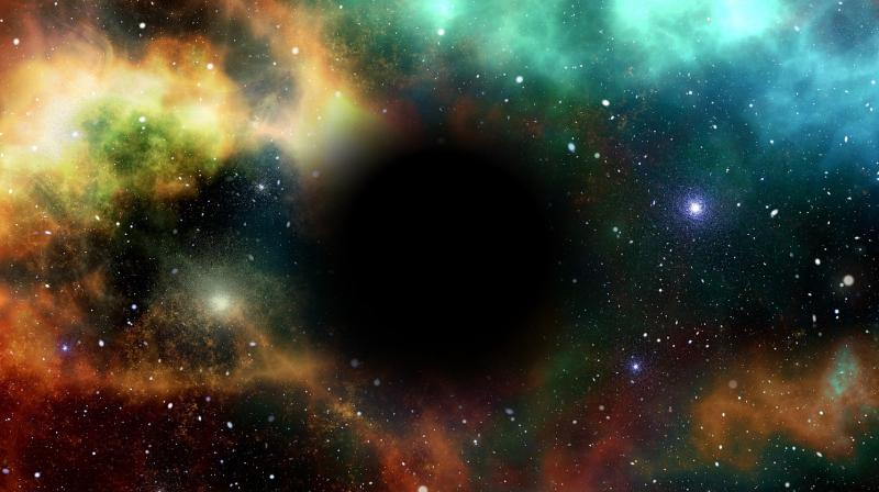 Department of Science and Technology believes feeding super massive black hole can help trace the mass of the black hole (Representational image)