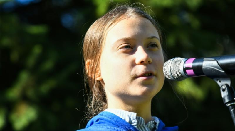 US President Donald Trump on Thursday slammed Time magazine's naming of Greta Thunberg as 2019 Person of the Year, saying the Swedish teen climate activist should