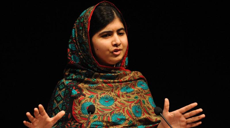 Malala's statement came after the Indian government on Monday revoked Article 370 of the Constitution that gave special status to Jammu and Kashmir and bifurcated the state into two Union Territories -- Jammu and Kashmir, and Ladakh. (Photo: File)