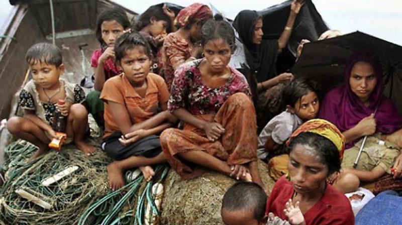 Widespread allegations of rape have raised fears that Myanmar's security forces are systematically using sexual violence against the stateless Rohingya. (Photo: Representational Image/AFP)