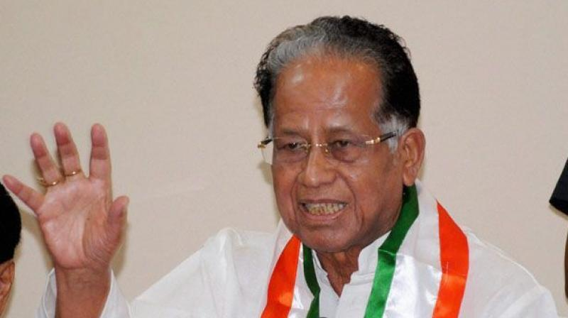 Talking about the update process of the National Register of Citizens, Gogoi alleged that religious and linguistic minorities were left out in large numbers from the first draft, signalling a 'government conspiracy'.