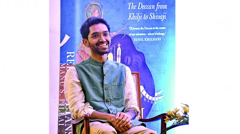 If The Ivory Throne was a tribute to his Malayali roots, Rebel Sultans: The Deccan from Khilji to Shivaji is a tribute to the region in which he was raised.