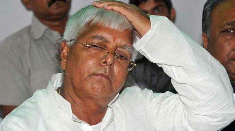 The agency had already questioned Shailesh Kumar, Lalu Prasad's other son-in-law and husband of his daughter Misa Bharti, in this case many times in the past. (Photo: PTI)