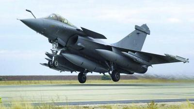 Golden Arrows' squadron, once led by Air chief, to be